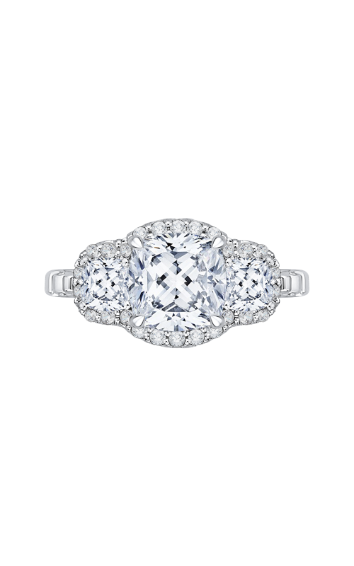 Shah Luxury Carizza Boutique Engagement ring QRU0035K-40W product image