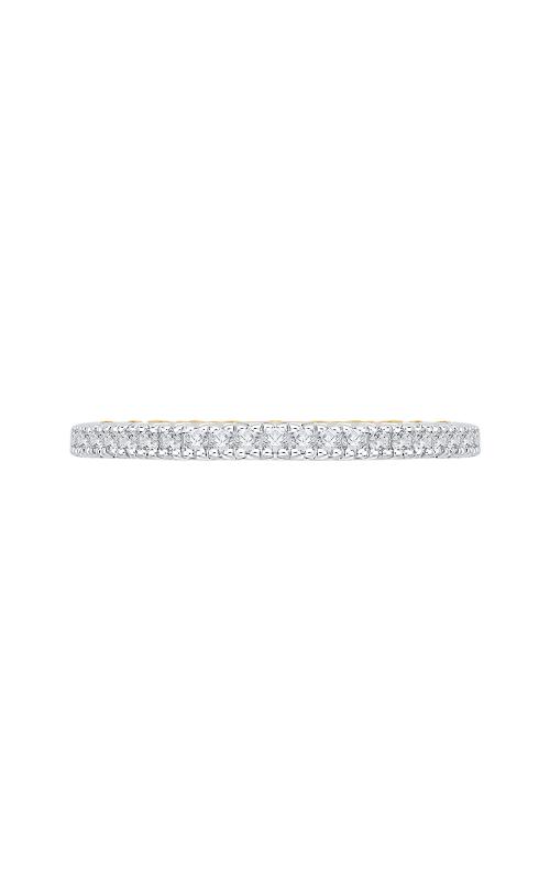 Shah Luxury Carizza Wedding band QR0048BK-40WY product image