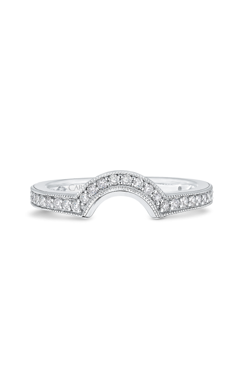 Shah Luxury Carizza Wedding band QR0065BQK-40W-3.00 product image