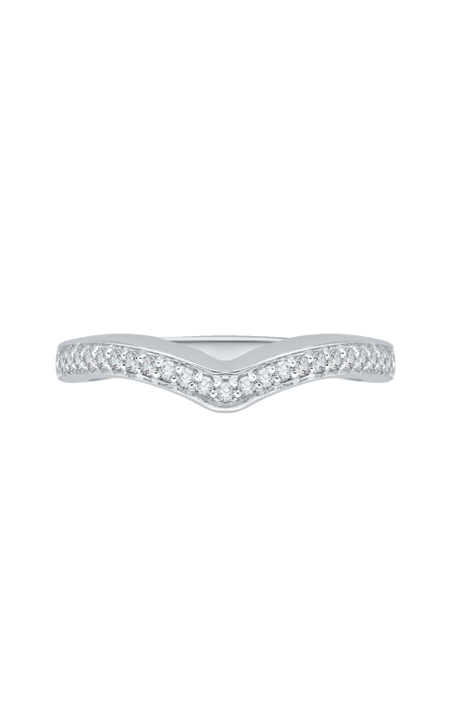 Shah Luxury Carizza Wedding band CAP0112B-37W-1.00 product image