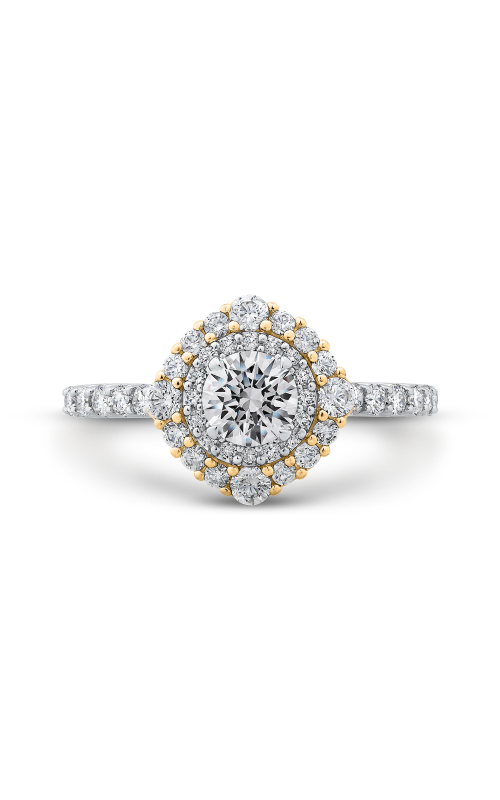 Shah Luxury Promezza Engagement ring PR0193ECH-44WY-.50 product image