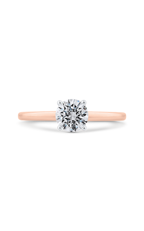 Shah Luxury Carizza Engagement ring CA0499E-37PW-1.00 product image