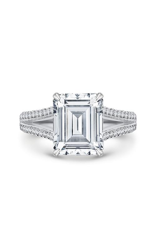 Shah Luxury Carizza Boutique Engagement ring QRE0022EK-40W-2.50 product image