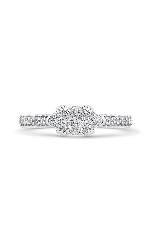 Shah Luxury Luminous Engagement ring LURQ0243E-42WY-1.00 product image