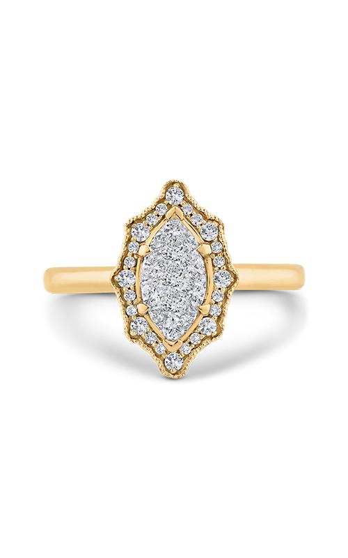 Shah Luxury Luminous Engagement ring LURQ0260E-42YW-1.00 product image