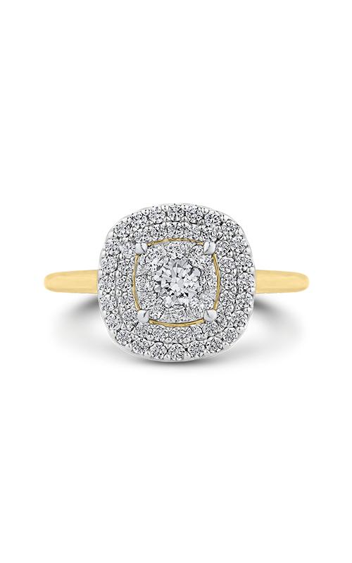 Shah Luxury Luminous Engagement ring LURU0110-42YW-1.00 product image