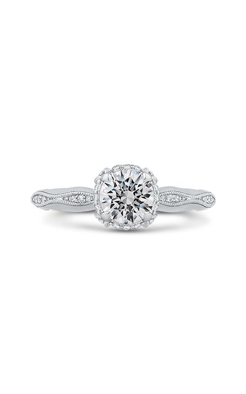 Shah Luxury Promezza Engagement ring PR0292ECQ-44W-.75 product image