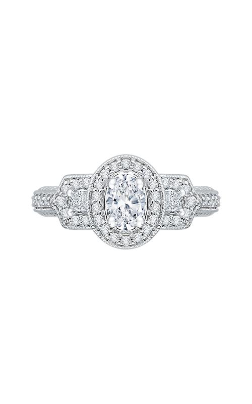 Shah Luxury Promezza Engagement ring PRO0047EC-02W product image