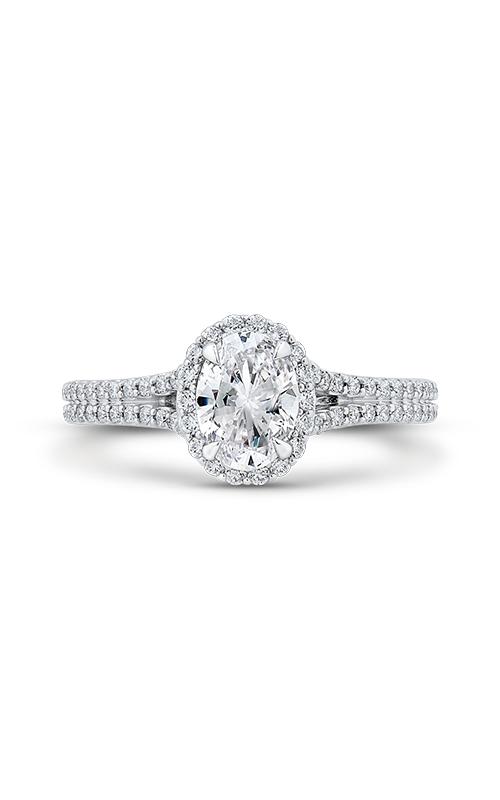 Shah Luxury Promezza Engagement ring PRO0279ECQ-44W-.75 product image