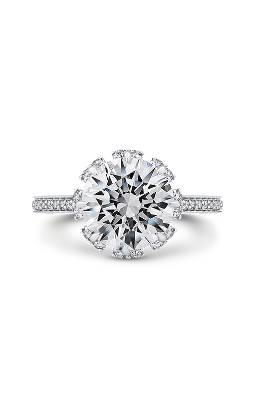 Shah Luxury Carizza Boutique Engagement ring QR0073EHK-40W-3.00 product image