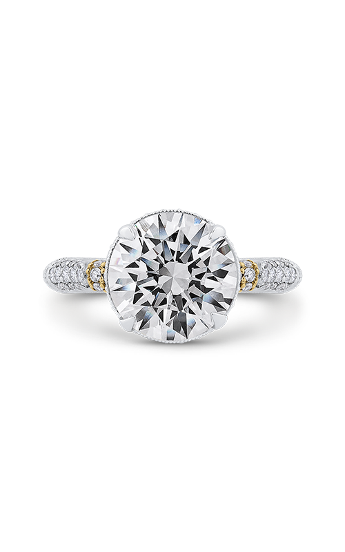 Shah Luxury Carizza Boutique Engagement ring QR0075EHK-40WY-3.00 product image