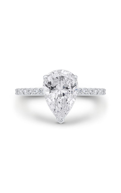 Shah Luxury Carizza Boutique Engagement ring QRA0074EQK-40W-3.00 product image