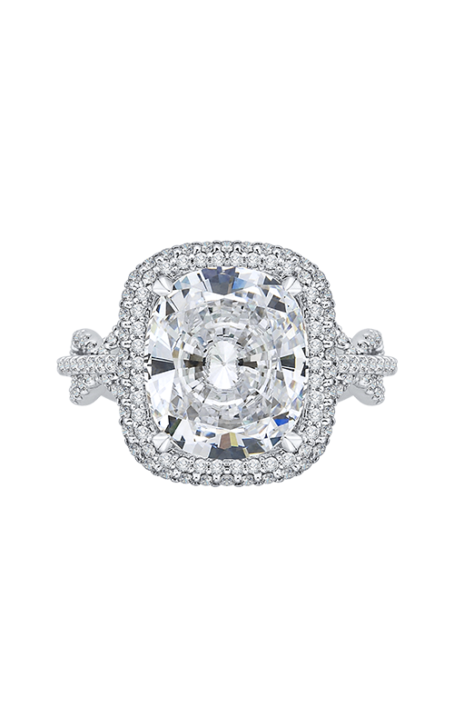 Shah Luxury Carizza Boutique Engagement ring QRU0013K-40W product image