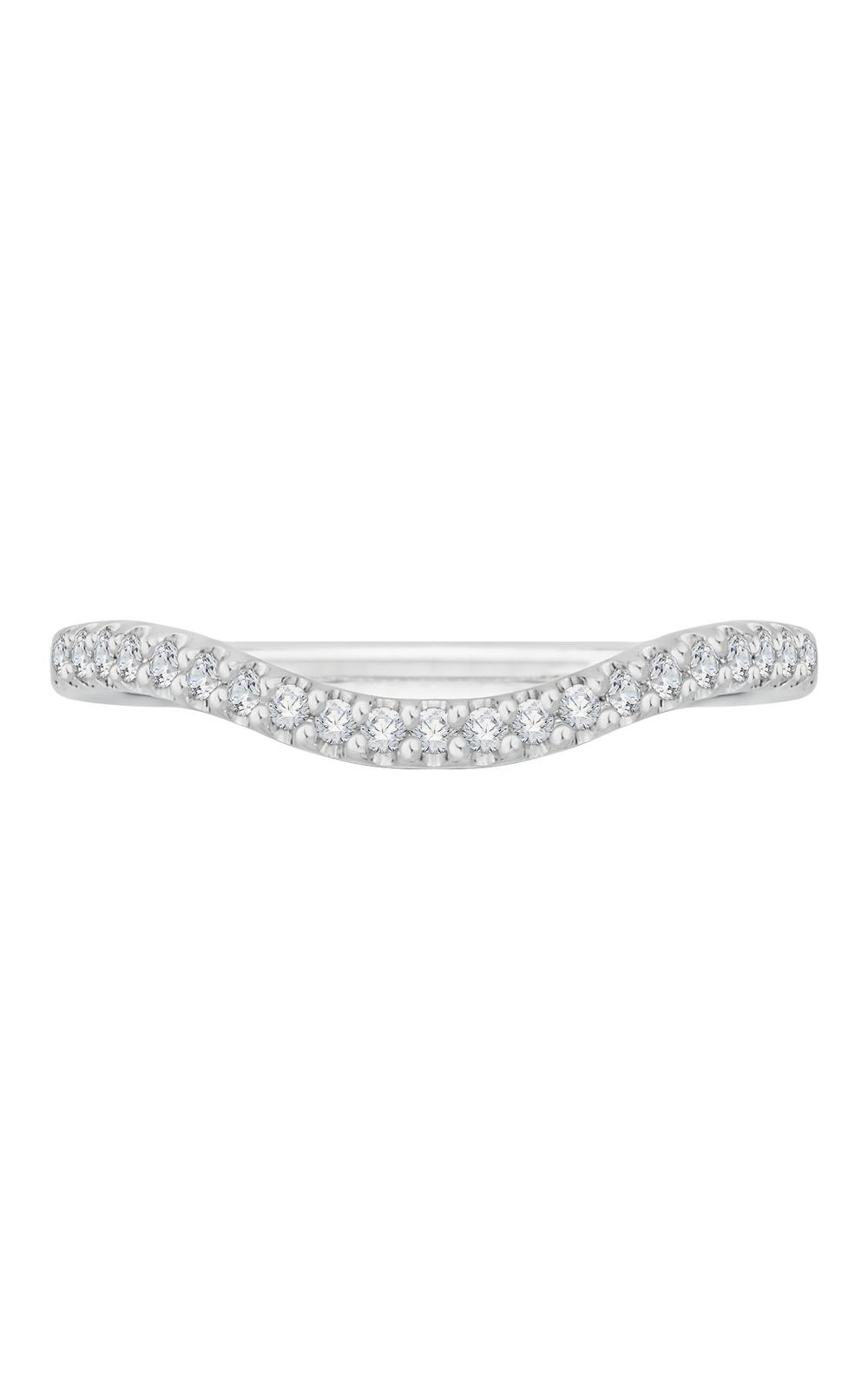 Shah Luxury Carizza Wedding Band CA0062BK-37W product image