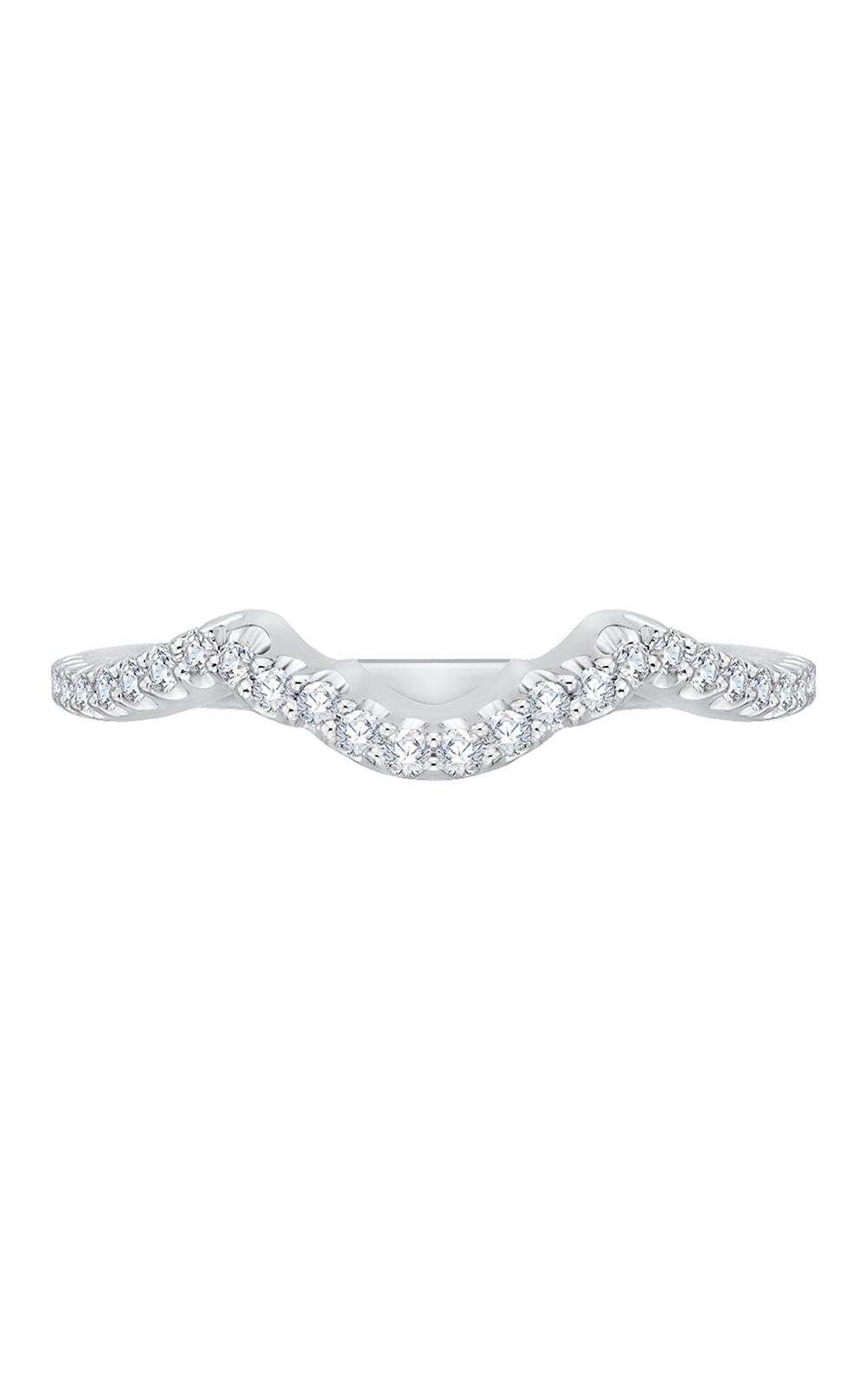 Shah Luxury Carizza Wedding Band CAO0122BK-37W product image