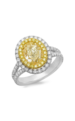 Shy Creation Fancy Yellow Fashion ring SC35002375 product image