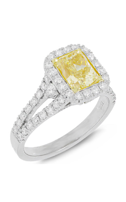 Shy Creation Fancy Yellow Fashion ring SC35002513 product image
