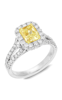 Shy Creation Fancy Yellow Fashion ring SC35002517 product image