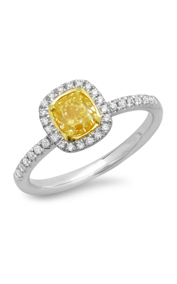 Shy Creation Fancy Yellow Fashion ring CO28001374 product image