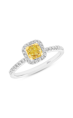 Shy Creation Fancy Yellow Fashion ring CO28001693 product image