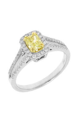 Shy Creation Fancy Yellow Fashion ring CO28001215 product image