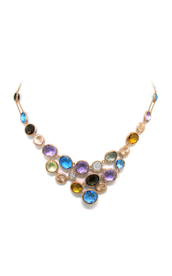 Shy Creation Colored Stone Necklace SC36212234 product image