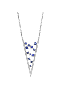 Shy Creation Colored Stone Necklace SC55003740 product image