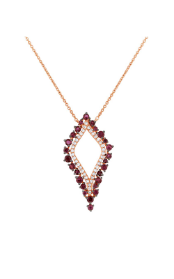 Shy Creation Colored Stone Necklace SC36213329 product image