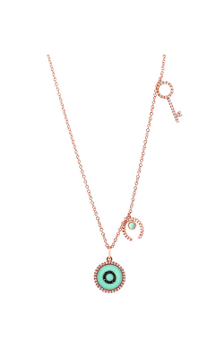 Shy Creation Colored Stone Necklace SC55004357 product image