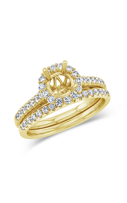 Shy Creation Lotus Engagement Ring SC28023876 product image