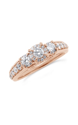 Shy Creation Silhouette Engagement ring SC22005135 product image