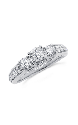 Shy Creation Silhouette Engagement ring SC22005133 product image
