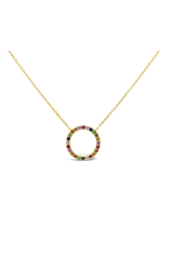 Shy Creation Rainbow Necklace SC36213884 product image