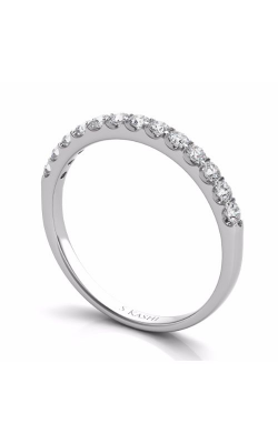 Deutsch & Deutsch Bridal Prong Set Wedding Band EN6593-BWG product image