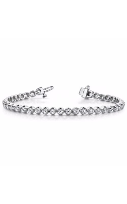 S Kashi & Sons Diamond Bracelet B4075-2WG product image