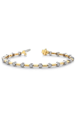 S Kashi & Sons Diamond Bracelet B4182-2.2MM product image