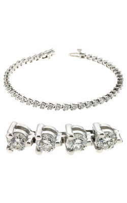 S Kashi & Sons Diamond Bracelet B4351-2WG product image