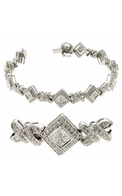S Kashi & Sons Diamond Bracelet B4376WG product image