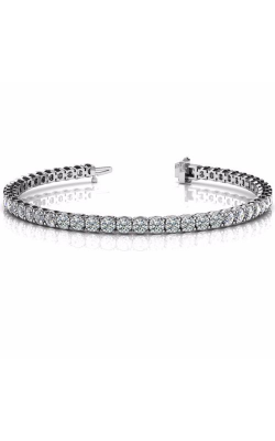 S Kashi & Sons Diamond Bracelet B4409-3WG product image