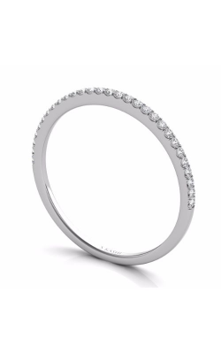 S Kashi & Sons Prong Set Wedding Band EN7327-BWG product image