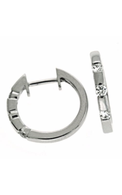 OPJ Signature Huggies Earrings E7543WG product image