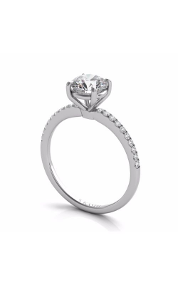 S Kashi & Sons Side Stone - Prong Set Engagement Ring EN7470WG product image