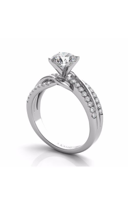 S Kashi & Sons BYPASS Engagement Ring EN7533WG product image