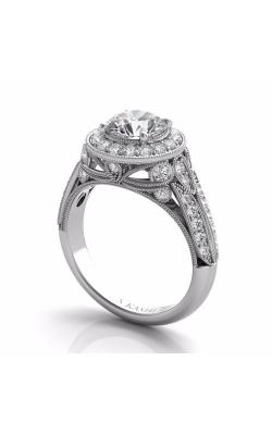 S Kashi & Sons Vintage Engagement Ring EN7560WG product image