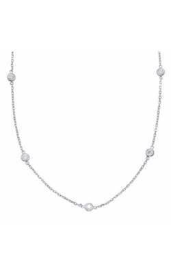 OPJ Signature Diamond Necklace N1077-2.3MWG product image