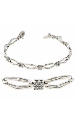 S Kashi & Sons Diamond Bracelet B 44-1.75MWG product image