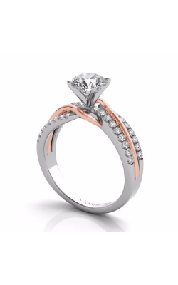 S Kashi & Sons BYPASS Engagement Ring EN7533RW product image