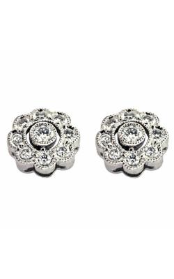S. Kashi And Sons Fashion Earrings E7559WG product image