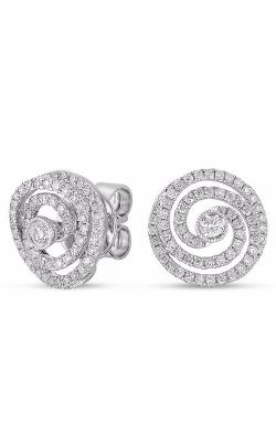 S. Kashi And Sons Fashion Earrings E7817WG product image