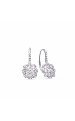S. Kashi And Sons Fashion Earrings E7833WG product image